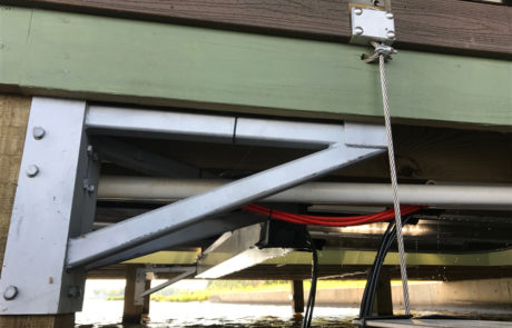 Proteus boat lift cable 460x295 - Gallery