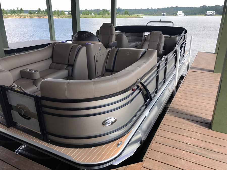 Home - Proteus Boat Lifts